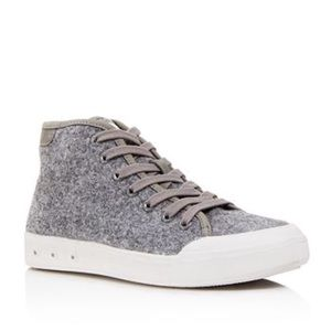 rag & bone Standard Issue Wool High Top Lace Up